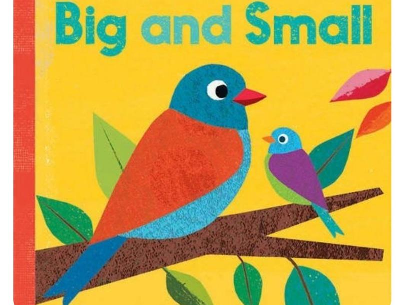BIG and SMALL by ayelen ramos