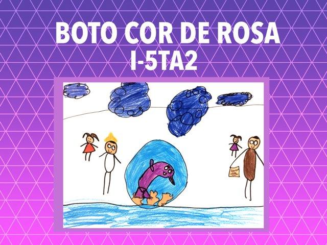 BOTO COR DE ROSA I-5TA2 by Panamby Panamby