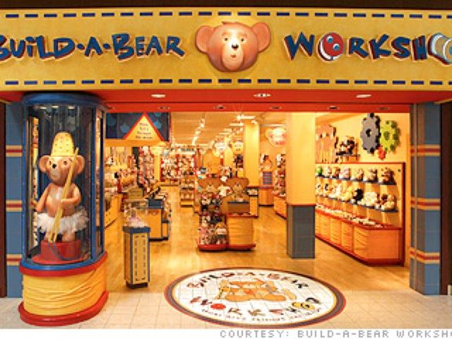 BUILD-A-BEAR WORKSHOP by Luke Fi