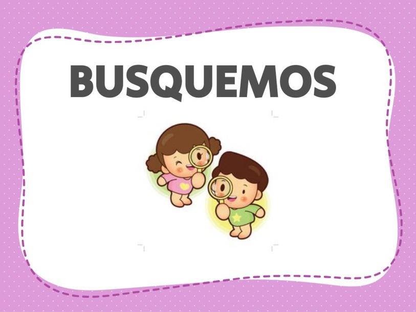 BUSQUEMOS  by Maria Isabel Liu Aguirre