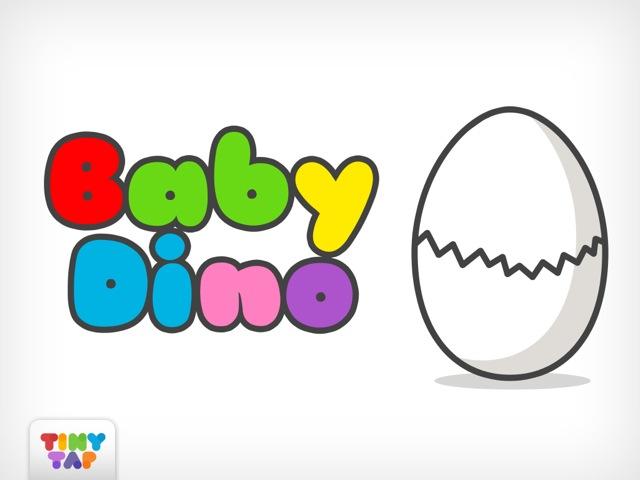 Baby Dino by Tiny Tap