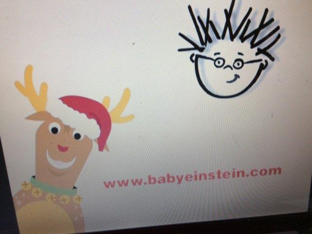 Baby Einstein Baby Santa Carillon Italiano by Adriano Scotti