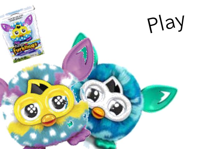 Baby Furbies Take Care Of by M3 taylor