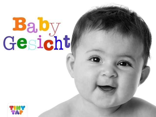 Baby Gesicht  by Tiny Tap