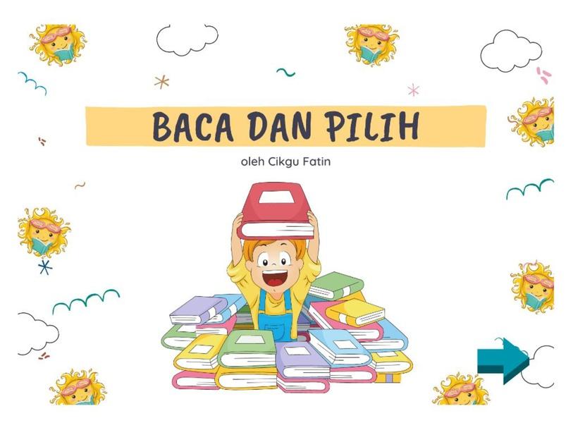 Baca dan Pilih by Cikgu  Fatin