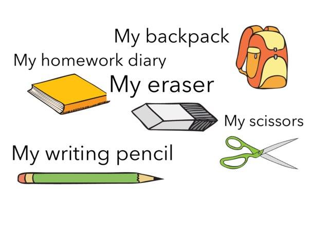 Back To School by Ken LA