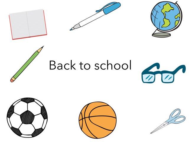 Back To School by Jennifer Riu