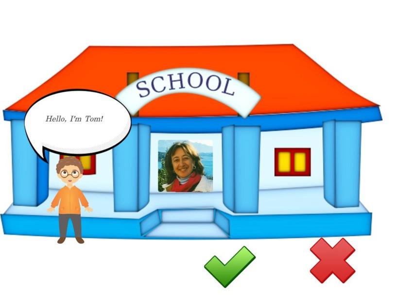 Back to school activity by Valentina Mariano