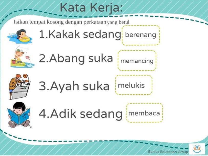 Bahasa Melayu P1-3 by Stella Lala