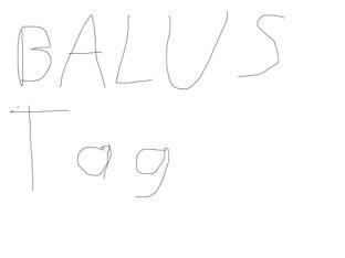 Balus Tag by Kevin Ki