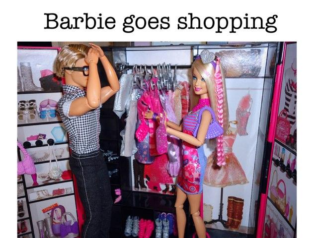 Barbie  by Salma Diab