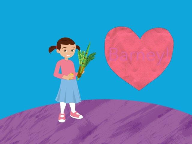 Barney Be My Valentine!  by Pipoca Laroca