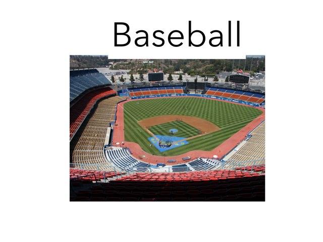 Baseball Phrases by MOLLY THOMPSON