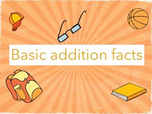 Basic Addition Practice Numbers 0 Through 5 by Nadine Gilkison