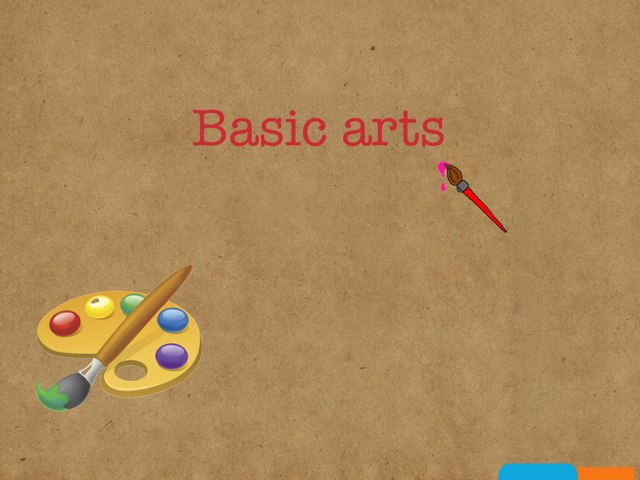 Basic Arts by Jesús Gomez