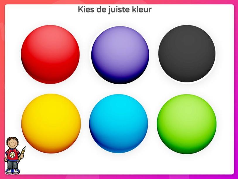 Basis Kleuren by Frondely Paulina