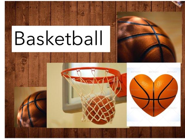Basketball Fun by Nicole Matthews