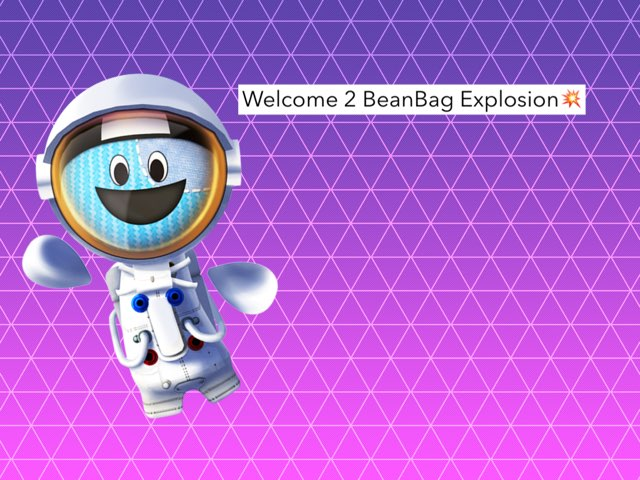 BeanBag Explosion by Lydia Heier