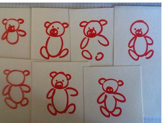 Bear Hasn't Got by Barbi Bujtas