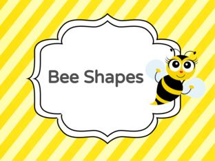 Bee Shapes by Varvara Nikolakaki