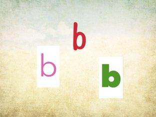 Beginnend met B by Gino Vanherweghe