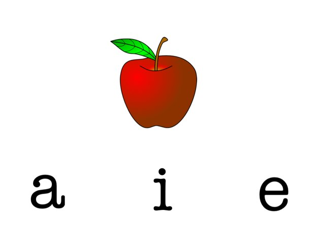 Beginning Sound Aa, Ee and Ii by rhea po