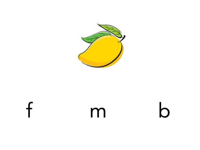 Beginning Sound Of Letters Bb, Ff & Mm by rhea po