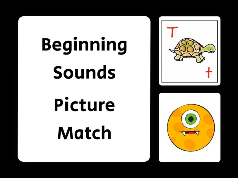 Beginning Sounds Picture - Letter T by evelyn navarro