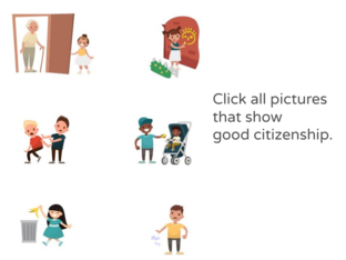 Being a good citizen by Julio Pacheco