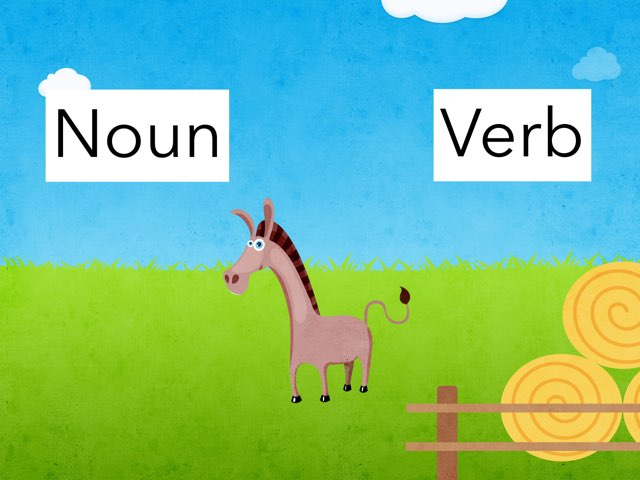 Bella And Kirby's Nouns And Verbs! by Just jj