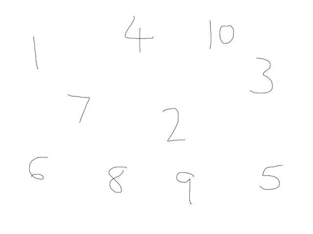 Ben & Dylan - Number Bonds To 10 by Mr Parkinson