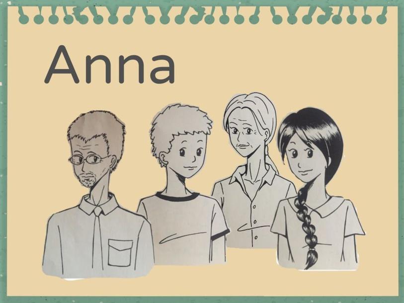 Ben besucht Anna by Eva Raisch