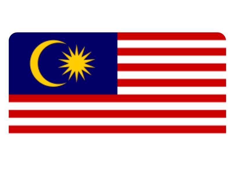 Bendera Jalur Gemilang by Nad Zaini