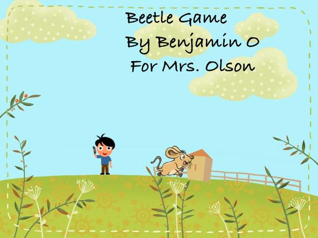 Benjamin's Beetle Project by Stephanie Olson