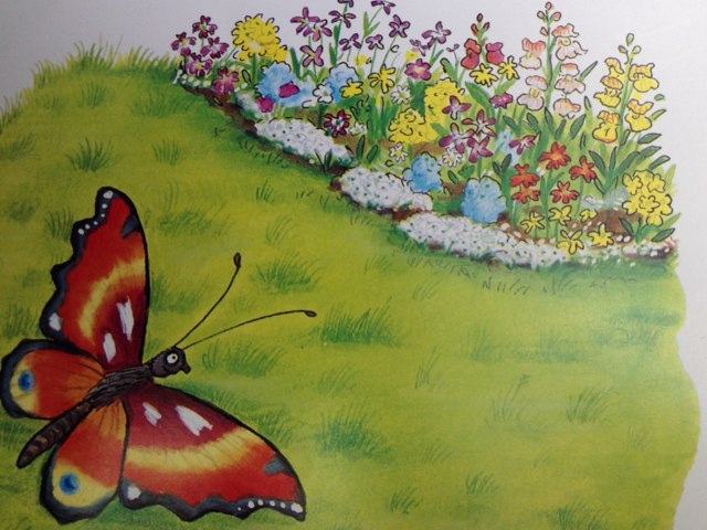 Ben's Butterfly by Margaret Lonsdale