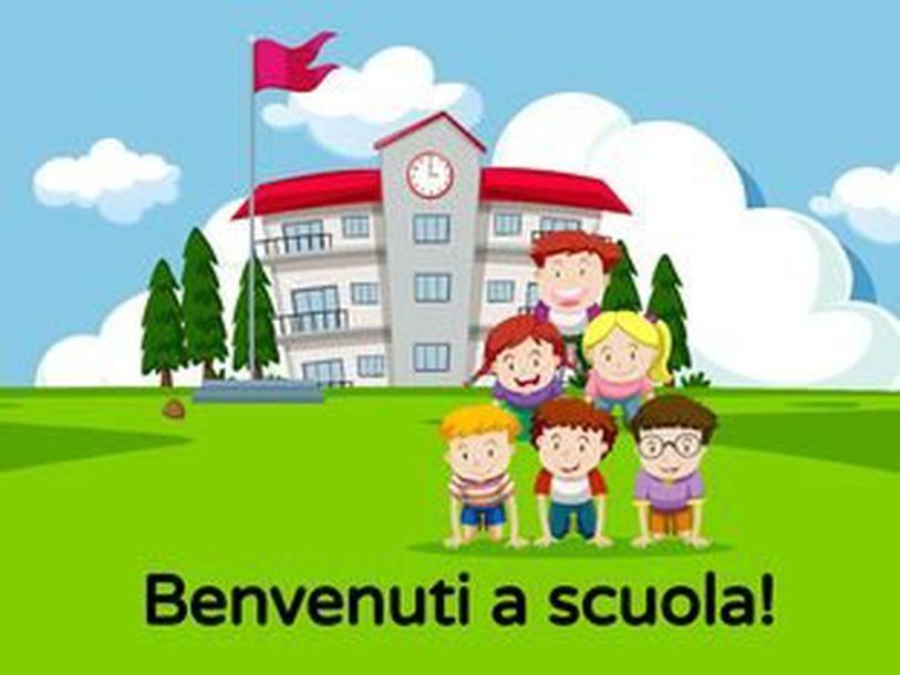 Benvenuti a scuola by LAURA PULLARA