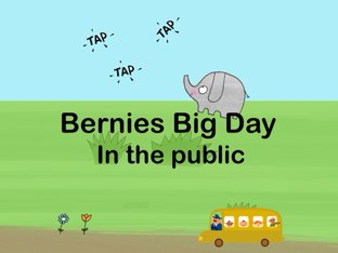 Bernies big day... In The Public by Belinda Job