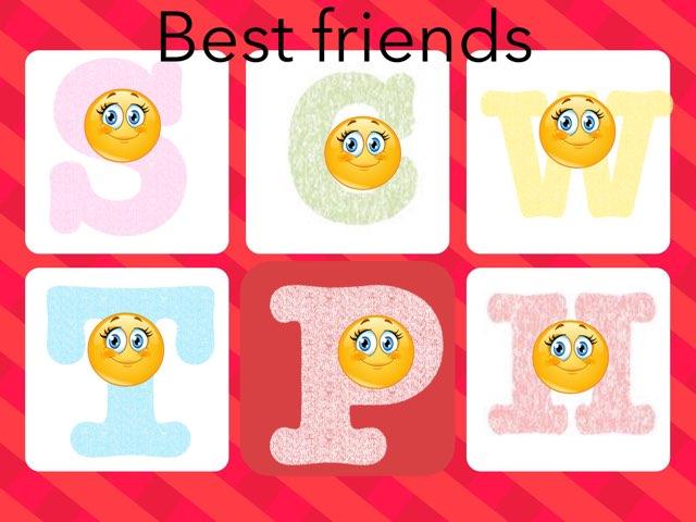 Best Friends by Asoo 123