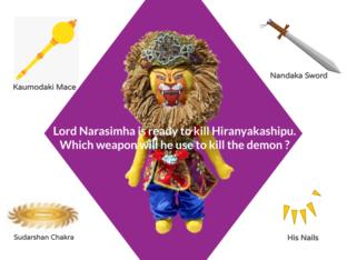 Bhakta Prahlad by NICE Children