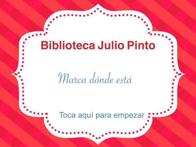 Biblioteca Julio Pinto by Inma Cozar