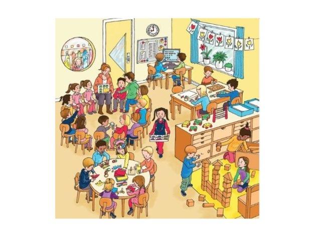 Big Talk Classroom by Deborah Fletcher
