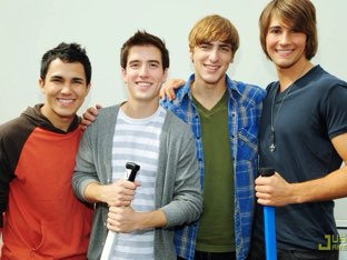 Big Time Rush by Rosario Ramirez