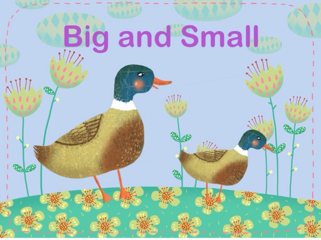 Big and Small by Ana Vivanco