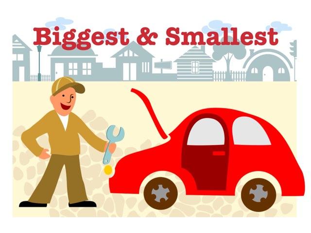 Biggest & Smallest by Karen Souter
