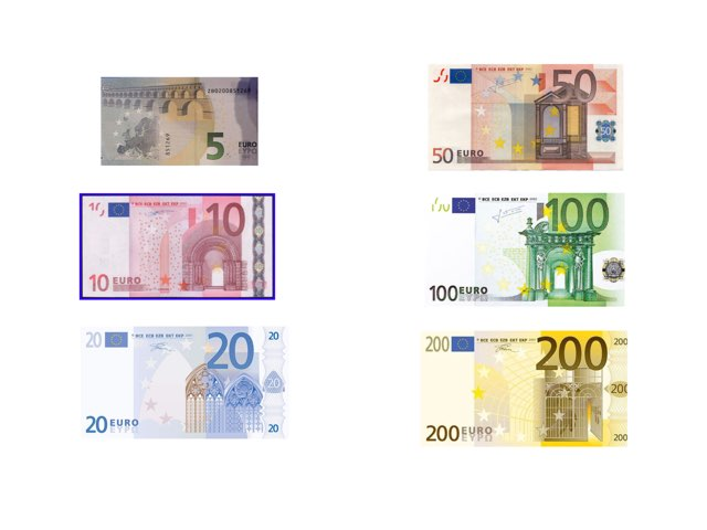 Billetes by David Pazos Lago