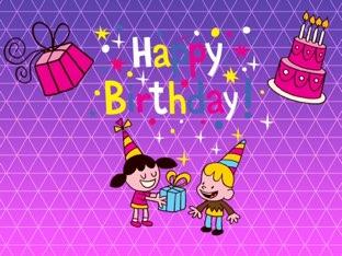 Birthday Dash by Emily Hyde
