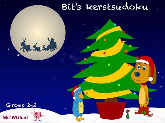 Bit's Kerstsudoku by Bit Netwijs