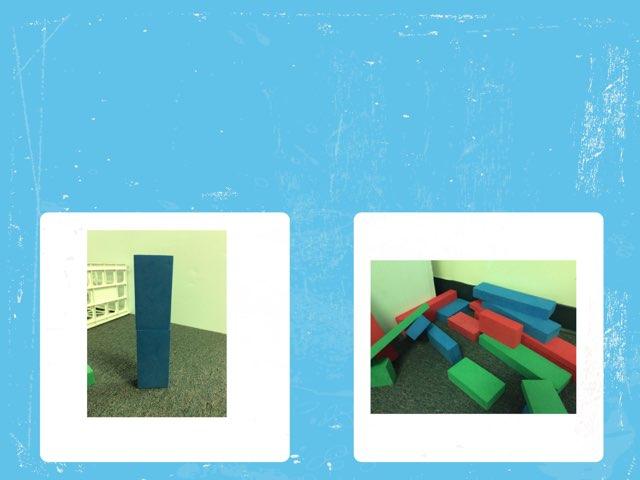 Blocks by Jenny Orange