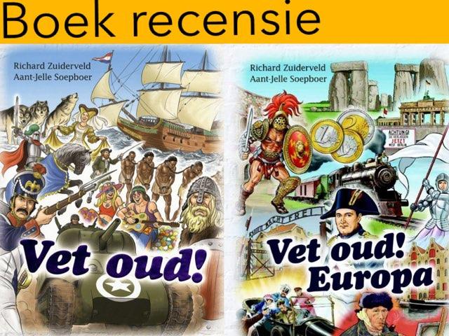Boek Recensie by Gamemeneer Don