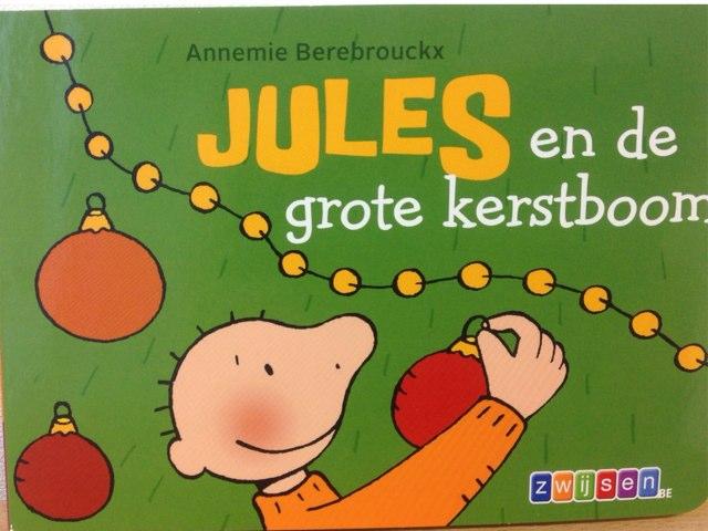 Boekje Jules Kerst Interactief by Wilma DeVente